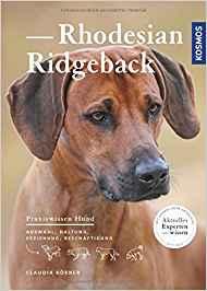 Rhodesian Ridgeback Buch