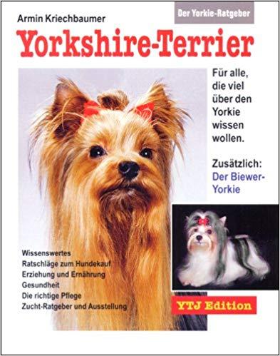 Yorkshire Terrier Buch