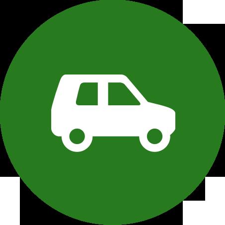 Verreisen mit dem Auto
