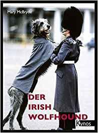 Irischer Wolfshund Buch